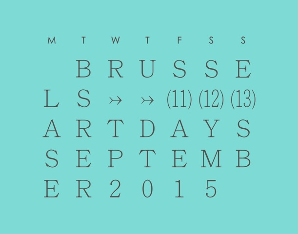 brussels art days