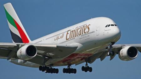 Emirates Airlines 450