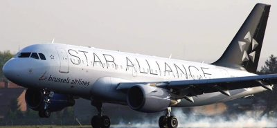 Star Alliance Jet engines corrected