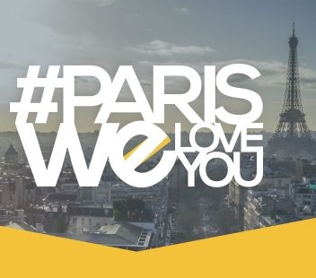 paris we love you