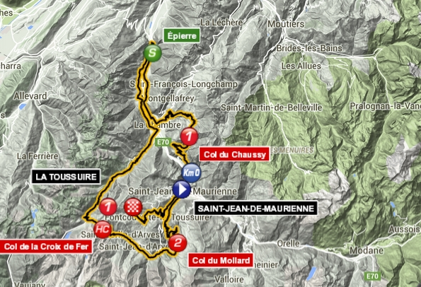 tour de france 2015 google maps