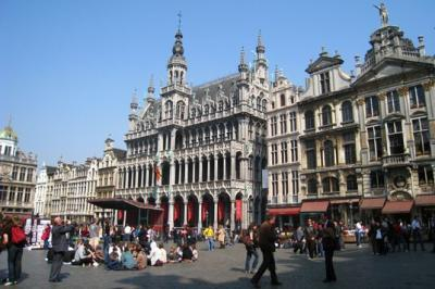 WHERE WILL BRUSSELS TAKE YOU?